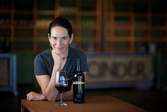Melanie Krause, Cinder Wines use Riesling to top Idaho Wine Competition