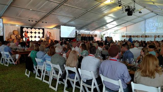 oregon wine experience dinner 2017 - Oregon Wine Experience raises $1.02 million for children's health care