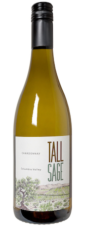 tall sage chardonnay nv bottle - Tall Sage 2015 Chardonnay, Columbia Valley, $13
