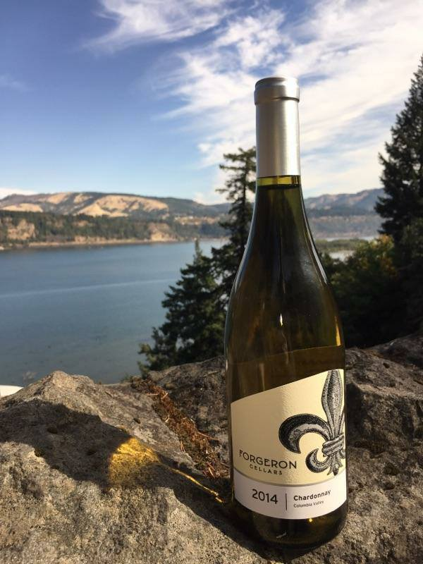 forgeron cellars chardonnay 2014 bottle - Forgeron Cellars 2014 Chardonnay, Columbia Valley, $28