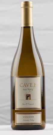 cave b estate winery viognier nv bottle - Cave B Estate Winery 2016 Cave B Vineyards Viognier, Ancient Lakes of Columbia Valley, $25