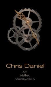 chris daniel malbec 177x300 - Chris Daniel Winery 2014 Malbec, Columbia Valley, $28