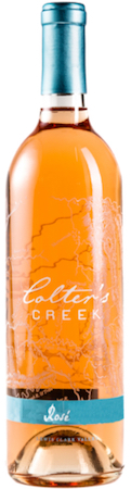 colters creek winery rose nv bottle - Colter's Creek Winery 2016 Juliaetta Rosé, Lewis-Clark Valley $18