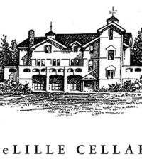 delille cellars logo chateau 200x224 - DeLille Cellars 2016 25th Vintage D2 Red Wine, Columbia Valley $45