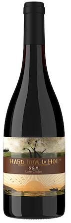 hard row to hand sm nv bottle - Hard Row to Hoe Vineyards 2014 S&M Red Wine, Lake Chelan, $38