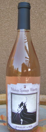 malaga springs blanc de noir e1515364184486 - Malaga Springs Winery 2016 Blanc de Noir, Columbia Valley, $17