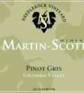 martin scott winery pinot gris nv label 120x134 - Martin-Scott Winery 2016 Needlerock Vineyard Pinot Gris, Columbia Valley, $14