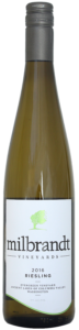 milbrandt riesling 72x300 - Milbrandt Vineyards 2016 Evergreen Vineyard Traditions Riesling, Ancient Lakes of Columbia Valley, $13