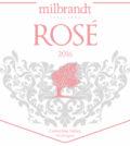 milbrandt vineyards rose 2016 label 120x134 - Milbrandt Vineyards 2016 Rosé, Columbia Valley, $13
