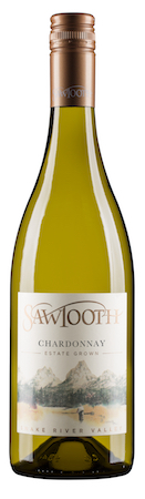 sawtooth estate winery chardonnay nv bottle - Sawtooth Estate Winery 2015 Chardonnay, Snake River Valley, $15