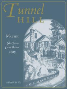 tunnel hill malbec 225x300 - Tunnel Hill Winery 2015 Malbec, Lake Chelan, $32