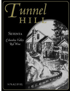 tunnel hill sententa 230x300 - Tunnel Hill Winery NV Setenta Red Wine, Columbia Valley, $33