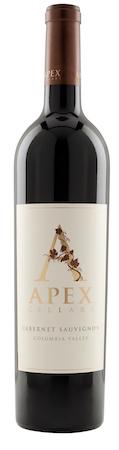 apex cellars cabernet sauvignon nv bottle - Apex Cellars 2013 Cabernet Sauvignon, Columbia Valley, $27