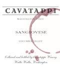 cavatappi winery sangiovese nv label 1 120x134 - Cavatappi Winery 2015 Sangiovese, Columbia Valley, $12