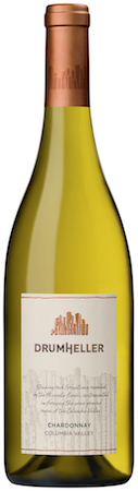 drumheller wines nv bottle - Drumheller Wines 2015 Chardonnay, Columbia Valley, $12