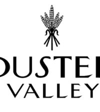 dusted valley vintners black on white logo 200x224 - Dusted Valley Vintners 2017 StoneTree Vineyard Squirrel Tooth Alice Red Wine, Wahluke Slope, $45