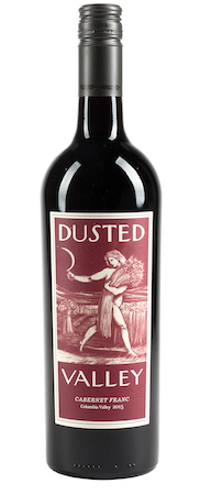 dusted valley vintners cabernet franc 2015 bottle - Dusted Valley Vintners 2015 Cabernet Franc, Columbia Valley, $42