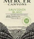 mercer canyons sauvignon blanc 2016 label 120x134 - Mercer Canyons 2016 Sauvignon Blanc, Horse Heaven Hills, $13