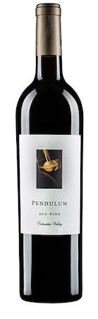 pendulum red wine nv bottle - Pendulum 2014 Red Wine, Columbia Valley, $25