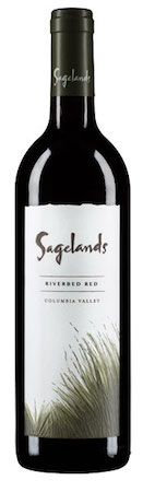 sagelands vineyard riverbed red nv bottle - Washington, a red wine state, continues to focus on blends