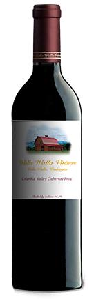 walla walla vintners cabernet franc nv bottle - Walla Walla Vintners 2015 Cabernet Franc, Columbia Valley, $35
