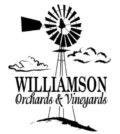 williamson orchards vineyards logo bw 120x134 - Williamson Vineyards 2017 Dry Riesling, Snake River Valley, $12