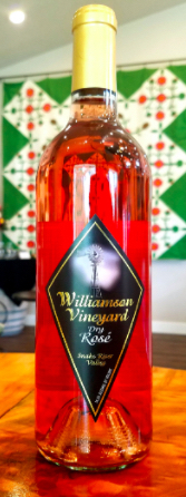 williamson vineyards dry rose nv bottle - Williamson Vineyards 2016 Dry Rosé, Snake River Valley, $14