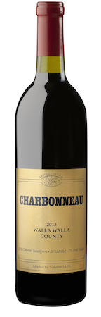 woodward canyon winery charbonneau 2013 bottle - Washington, a red wine state, continues to focus on blends