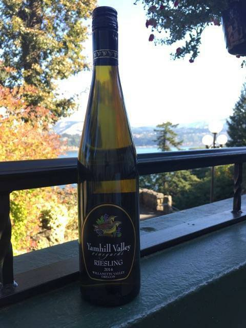 yamhill valley vineyards riesling 2014 bottle - Yamhill Valley Vineyards 2014 Estate Riesling, McMinnville, $18