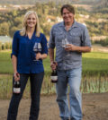 christine collier jim bernau willamette valley vineyards 120x134 - 2019 American Wine Society conference casts spotlight on Pacific Northwest