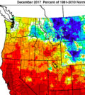 december 2017 precip feature 120x134 - Dry December leaves longterm concern for Northwest snowpack