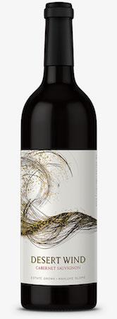 desert wind winery estate cabernet sauvignon 2015 bottle - Desert Wind Winery 2015 Estate Cabernet Sauvignon, Wahluke Slope, $18