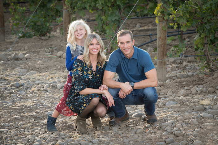 jon meuret family andrea johnson photography - Willamette Valley Vineyards buys Maison Bleue, plans vineyard