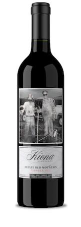 kiona vineyards pioneer red version 1 bottle - Kiona Vineyards NV Pioneer Red, Red Mountain, $23