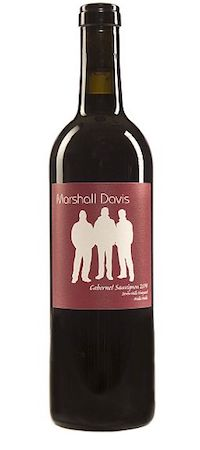 marshall davis wines seven hills vineyard cabernet sauvignon 2015 bottle - Marshall Davis Wines 2015 Seven Hills Vineyard Cabernet Sauvignon, Walla Walla Valley, $36