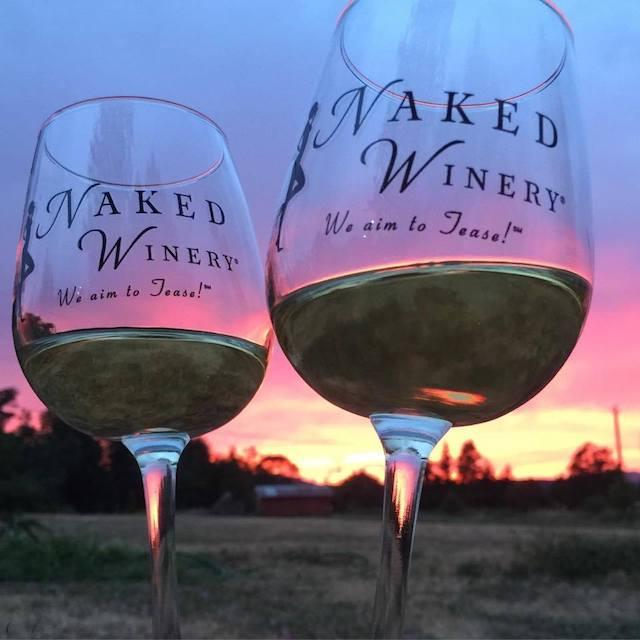 naked winery aim to tease courtesy naked winery - Naked Winery employees buy Oregon company