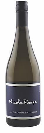 nicole reese wines chardonnay 2015 bottle - Nicole Reese Wines 2015 Chardonnay, Oregon, $22