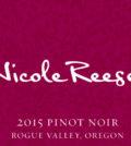 nicole reese wines pinot noir 2015 label 120x134 - Nicole Reese Wines 2015 Pinot Noir, Rogue Valley, $28