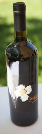 syringa red wine nv bottle - Tempranillo gaining in popularity across Northwest