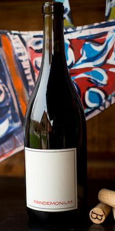 balboa winery pandemonium nv bottle - Balboa Winery 2014 Pandemonium Syrah, Walla Walla Valley, $55
