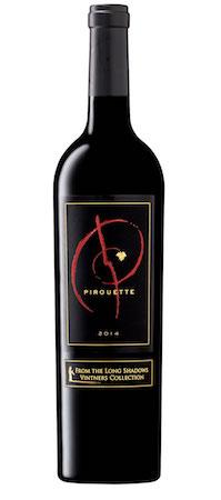 long shadows vintners pirouette 2014 bottle - Long Shadows Vintners 2014 Pirouette Red Wine, Columbia Valley, $60