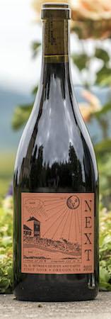 next wines pinot noir 2015 bottle - Next Wines 2015 Pinot Noir, Oregon, $40