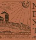 next wines pinot noir 2015 label 120x134 - Next Wines 2015 Pinot Noir, Oregon, $40