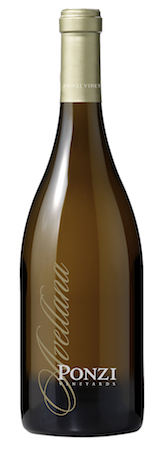 ponzi vineyards avellana chardonnay nv bottle - Ponzi Vineyards 2015 Avellana Vineyard Chardonnay, Chehalem Mountains, $63