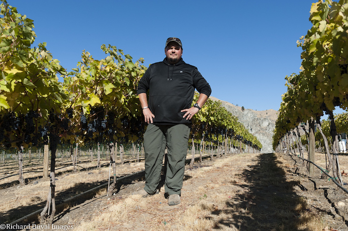 shane collins double d vineyard 2017 richard duval images - Walla Walla Community College grads excel in West Coast judgings
