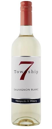 township 7 sauvignon blanc nv bottle - Township 7 Vineyards & Winery 2016 Sauvignon Blanc, Okanagan Valley, $18