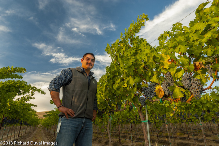 victor palencia richard duval images 1 - Brian Carter rosé rises to top of Washington State Wine Competition