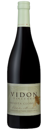 vidon vineyard estate brigita clone 777 pinot noir nv bottle site - Vidon Vineyard 2014 Estate Brigita Clone 777 Pinot Noir, Chehalem Mountains, $50