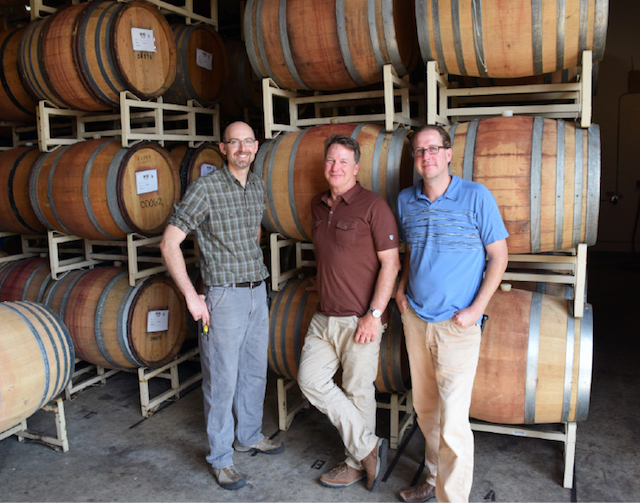 andy mcvay joe dobbes travis proctor - Oregon's Wine by Joe opens up cans into 14 states as Joe to Go