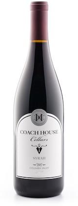 coach house cellars syrah bottle - Coach House Cellars 2013 Syrah, Columbia Valley, $25